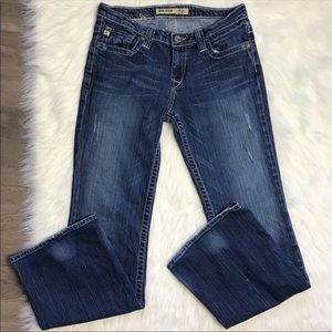 🌷Big star Maddie bootcut jeans mid rise jeans 28R